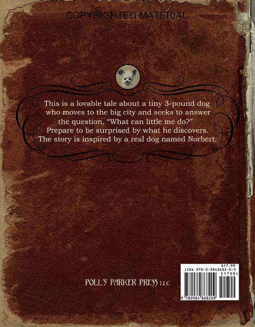 Norbert. Back Cover. Polly Parker Press.jpg