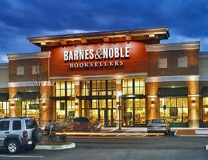 Barnes & Noble Book Signing — Polly Parker Press