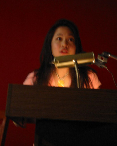Asian American writing workshop, NYC 2005