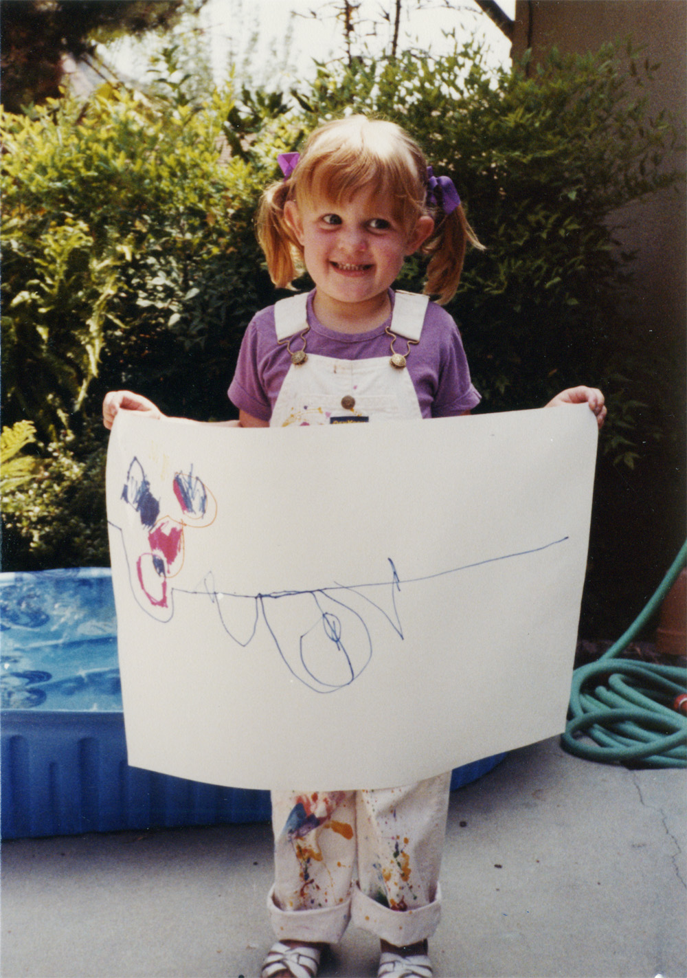 Always wanted to be an artist