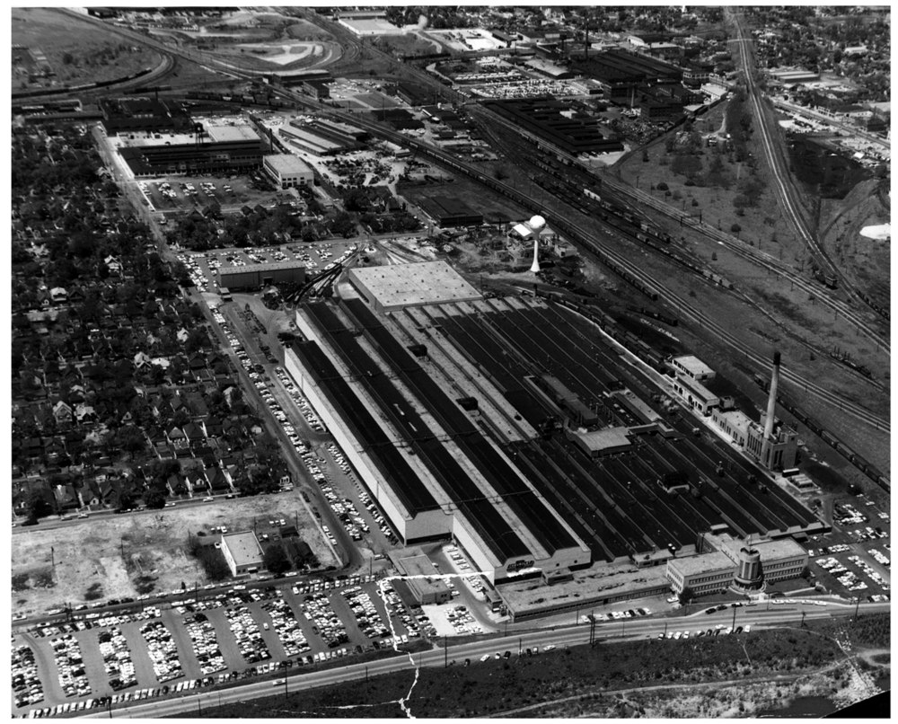 Gm Stamping Plant Indianapolis Rustbelt Reclamation
