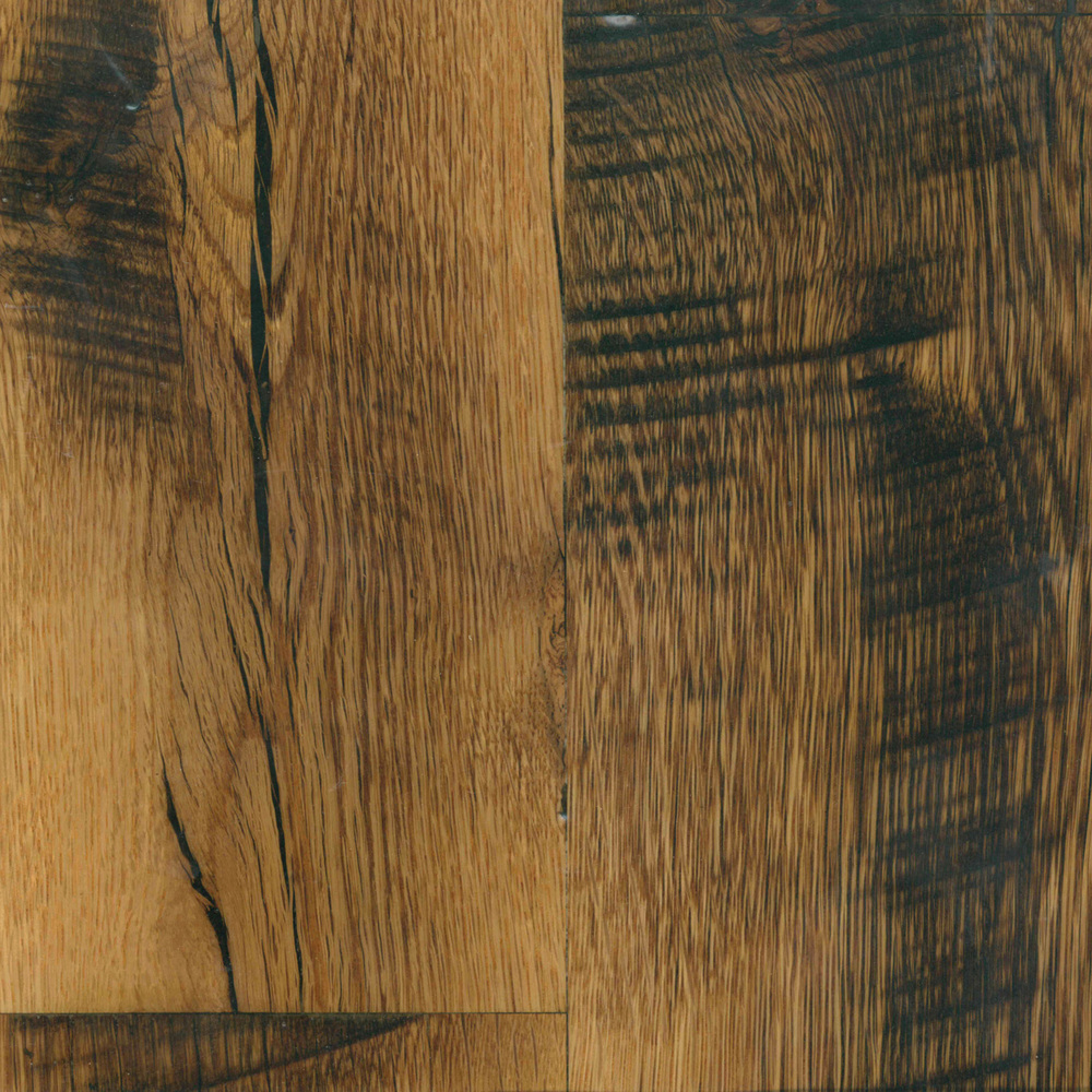 Oak // Wide Plank // Semi-Rough // Natural W/ Ecopoxy Finish