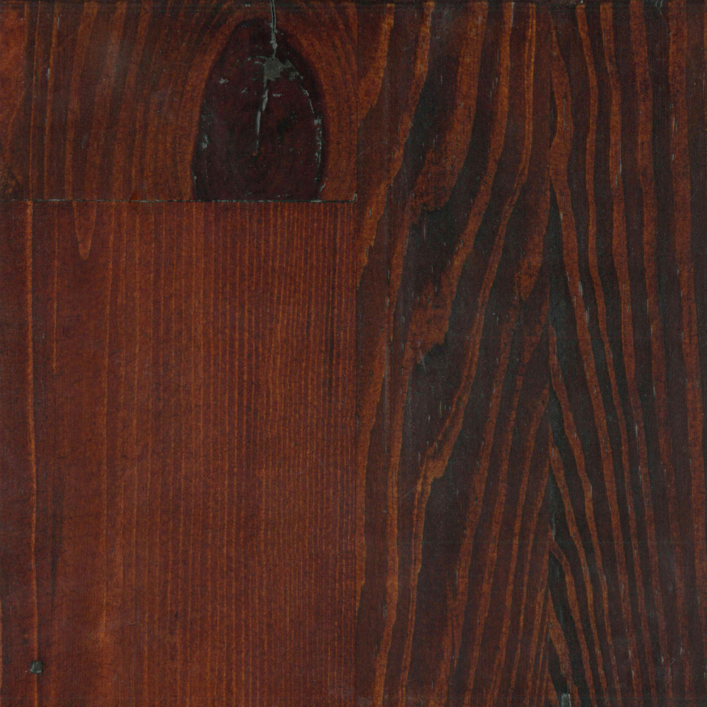 Pine // Wide Plank // Smooth // Rich Mahogany