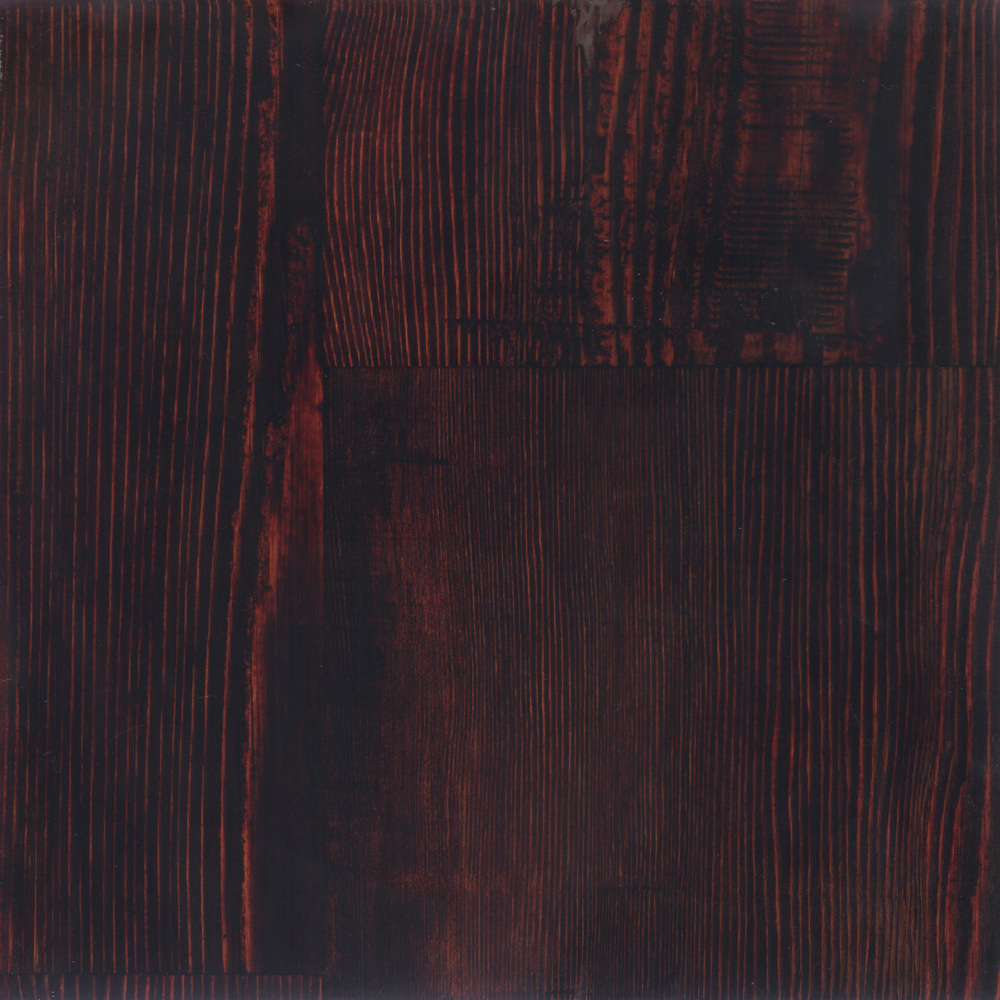 Pine // Wide Plank // Semi-Rough // Rich Mahogany W/ Ecopoxy Finish