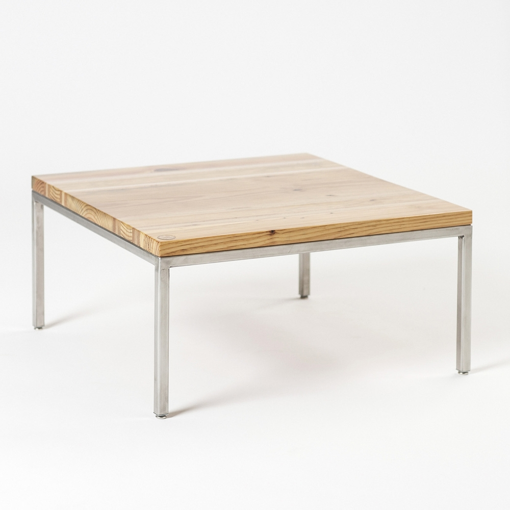 MATHER COFFEE TABLE // SQUARE
