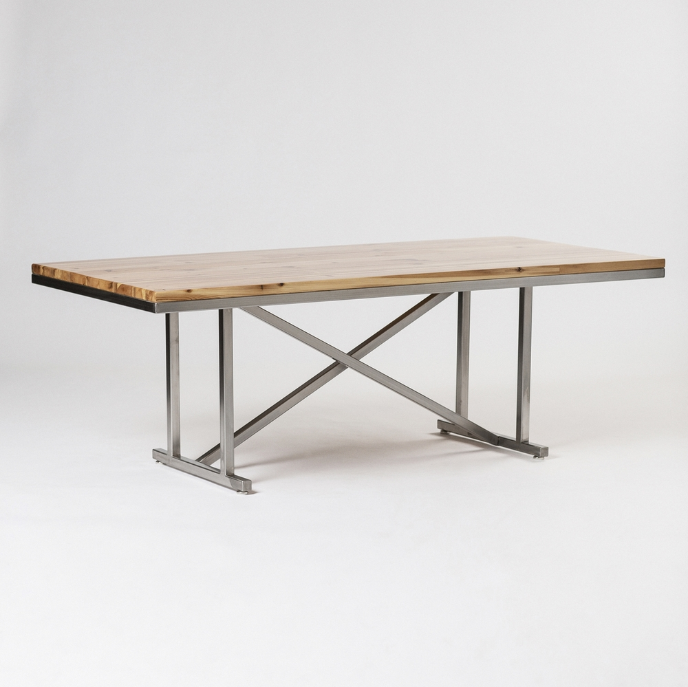 MATHER DINING TABLE // 8 SETTING