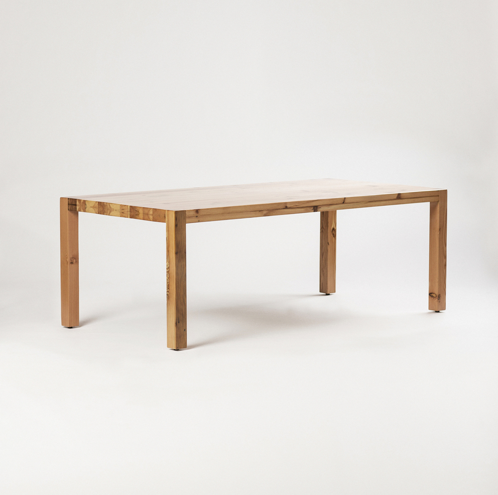 HAYMARKET DINING TABLE (8 SETTING)