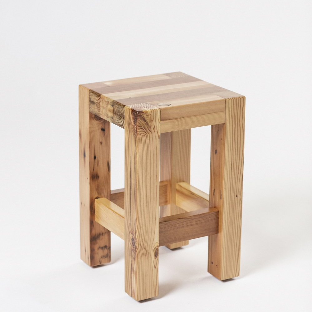 HAYMARKET STOOL (COUNTER HEIGHT)