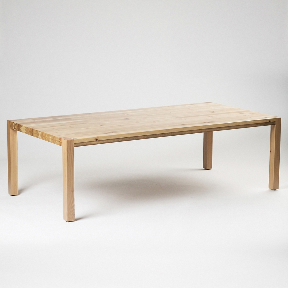 HAYMARKET DINING TABLE // 10 SETTING