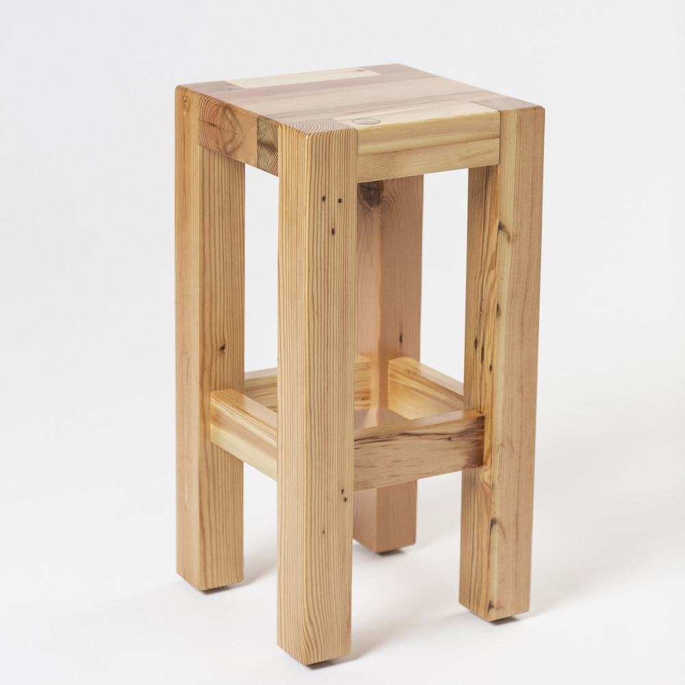 HAYMARKET STOOL // BAR HEIGHT