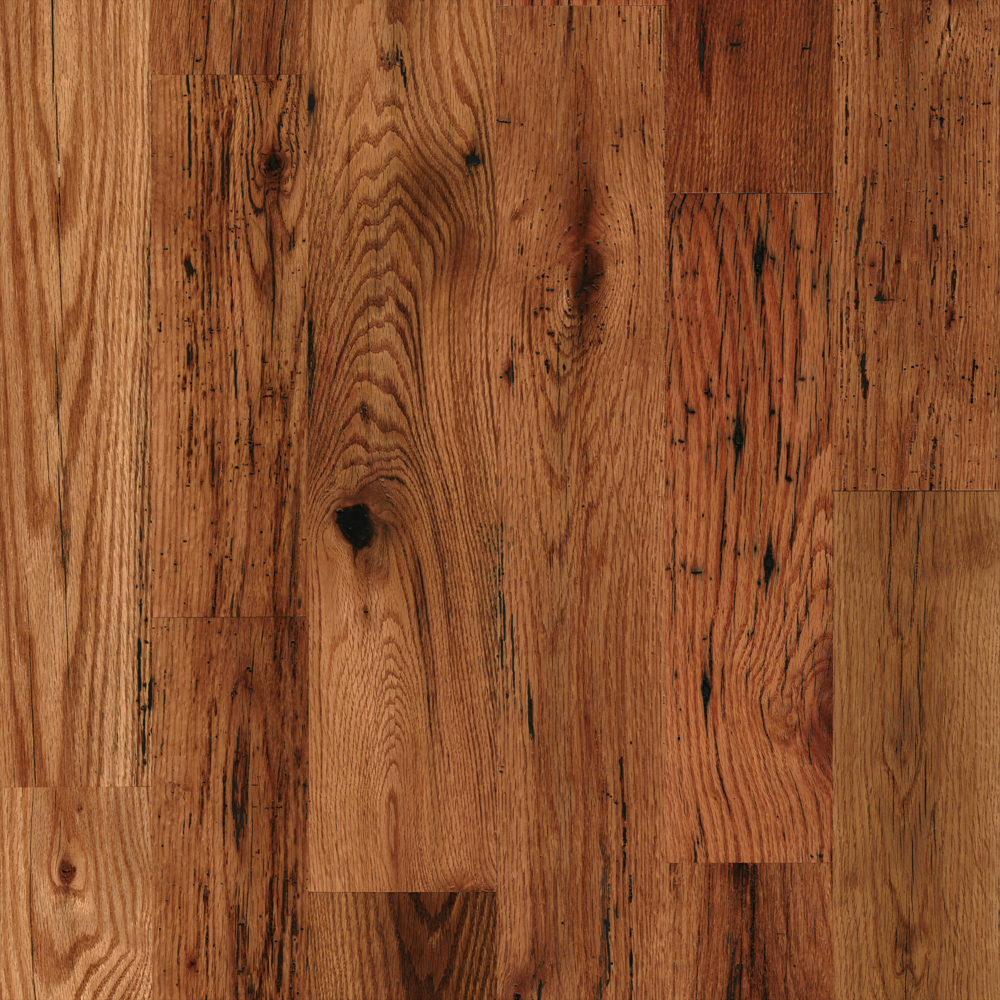 OAK // WIDE-PLANK / SMOOTH / NATURAL