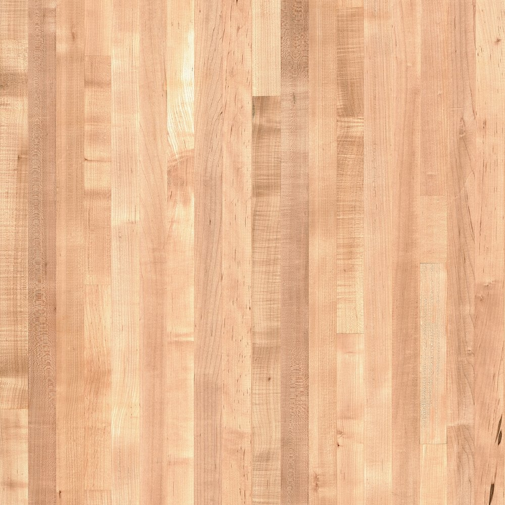MAPLE // BUTCHER BLOCK / SMOOTH / NATURAL | CLICK TO SEE IT CLOSR