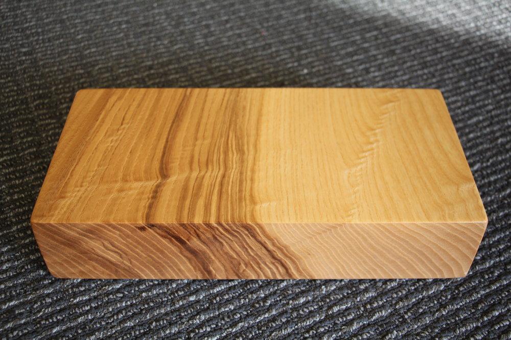 Ash / slab / natural / polarion / dull
