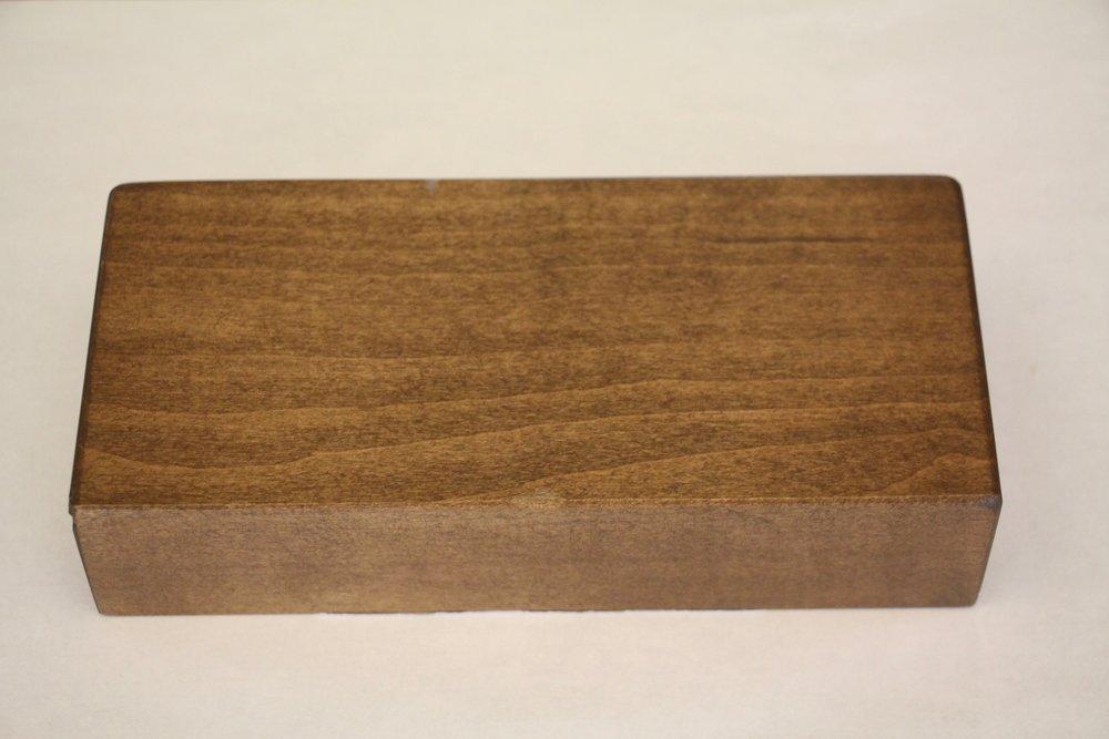 Maple / smooth / WW011 Suede - match / polyurethane / dull
