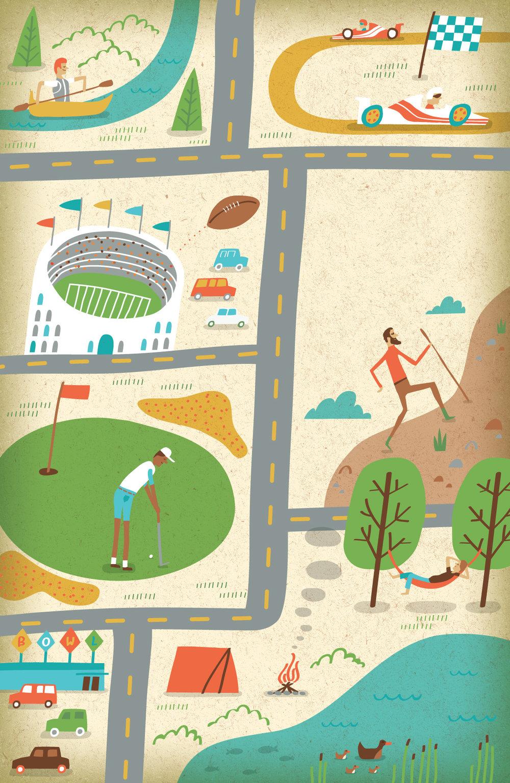 Editorial Illustrator Nate Padavick