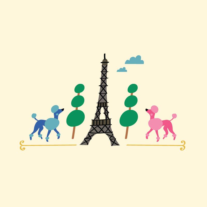 Eiffel Tower by Nate Padavick