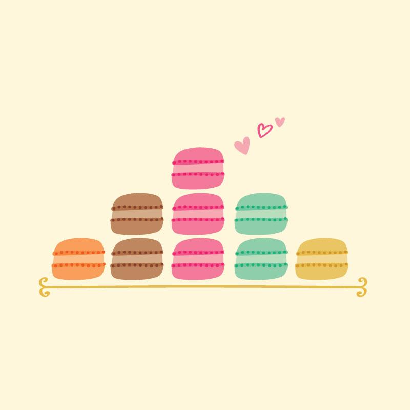 Macarons by Nate Padavick