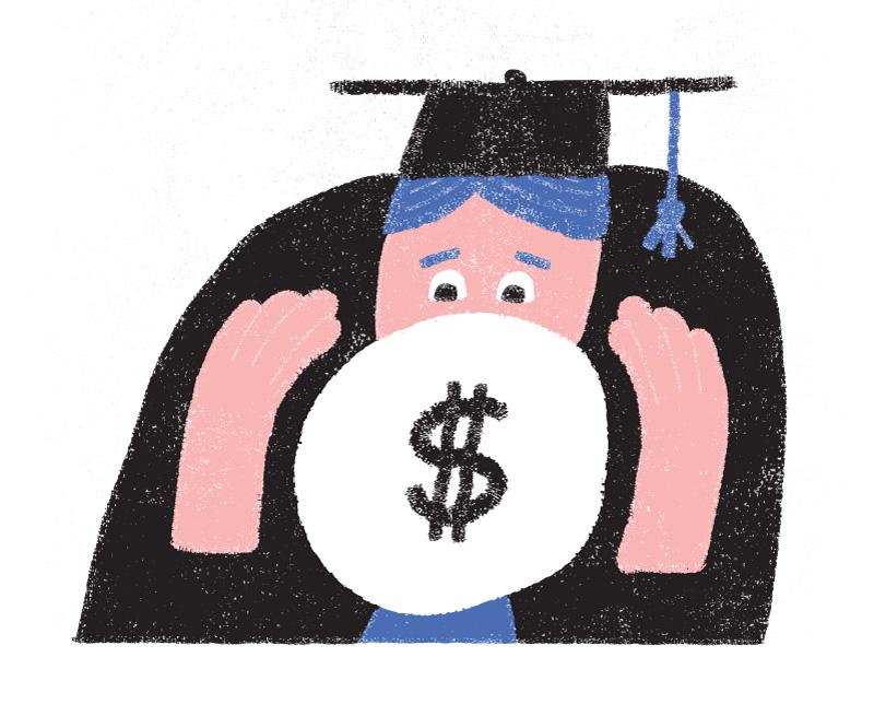 Wall Street Journal - Editorial Illustration