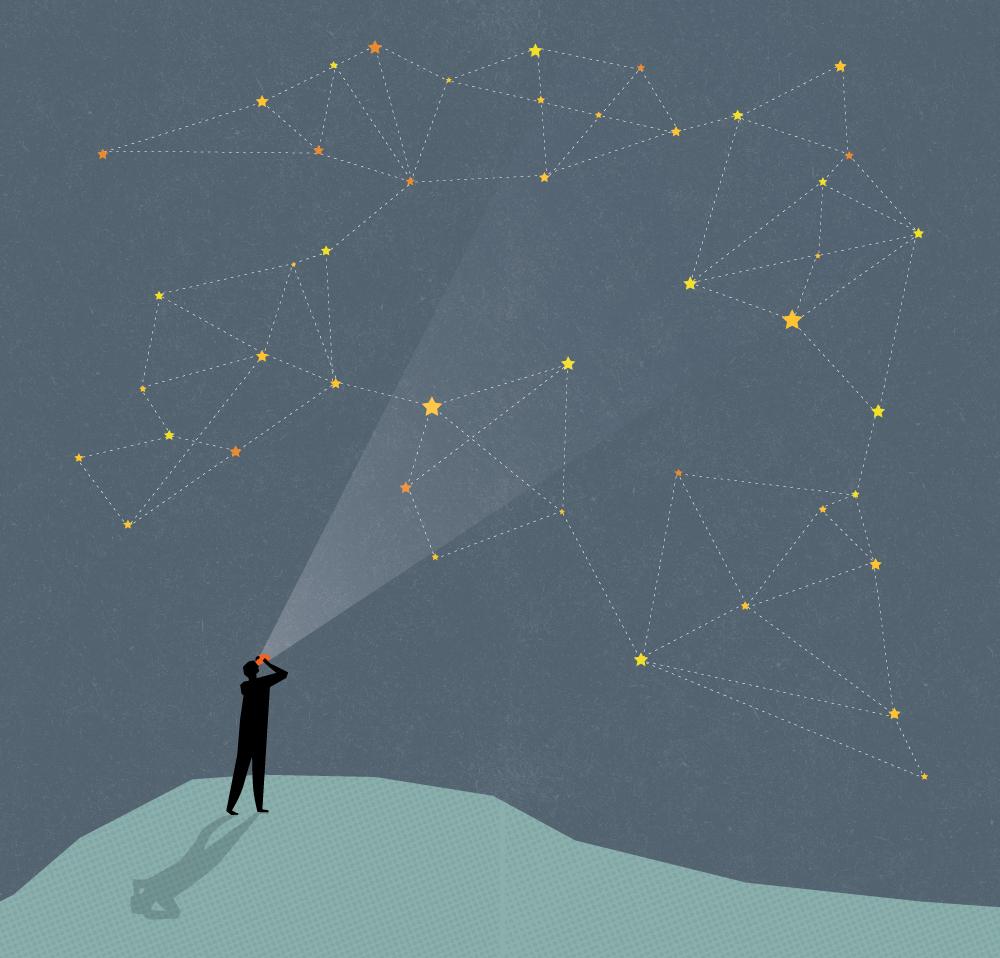 Constellation by Nate Padavick