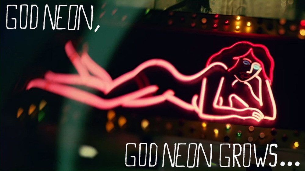 """God Neon"" OFFICIAL Music Video"