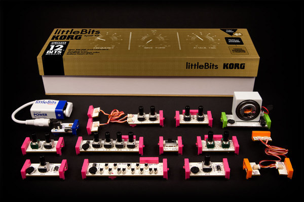 Korg Little Bits Kit