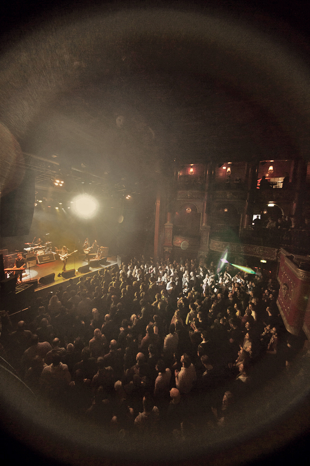 Koko in London - Photo by Rebecca Joelson