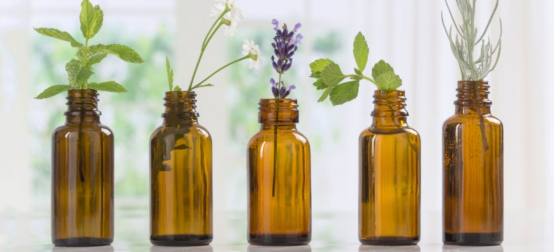 essential oils and flu