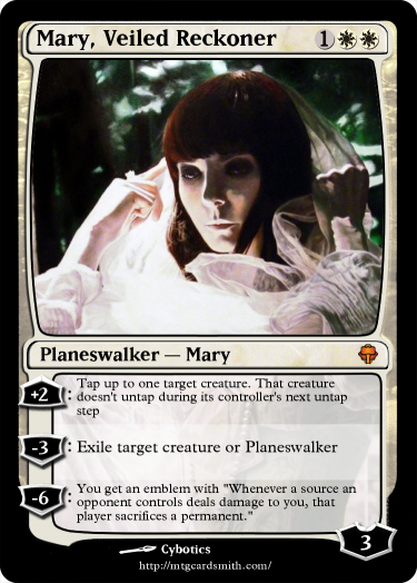 Mary, Veiled Reckoner