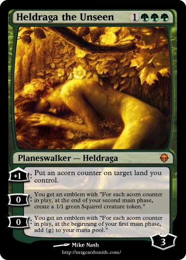Heldraga the Unseen