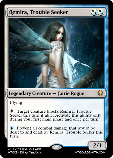 Remira, Trouble Seeker