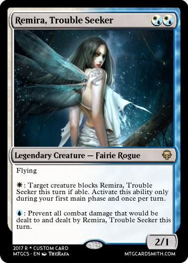 Remira, Trouble Seeker