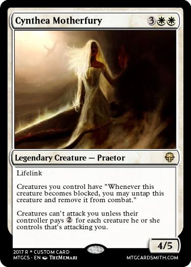 Cynthea Motherfury