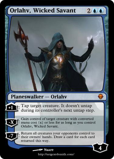 Orlahv, Wicked Savant