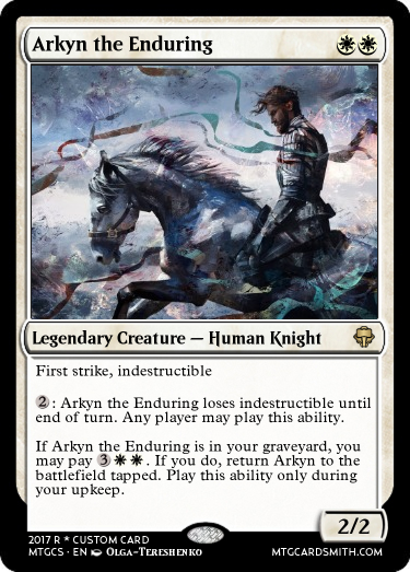 Arkyn the Enduring