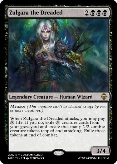 Zulgara the Dreaded
