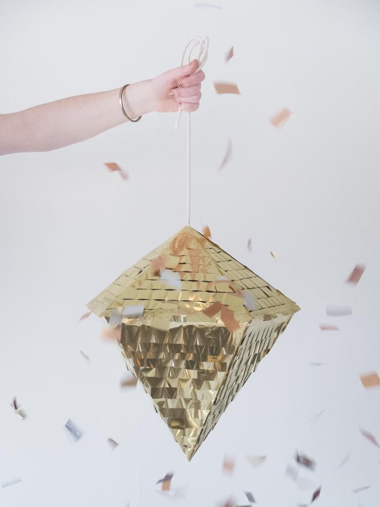 Pyramid Pinata