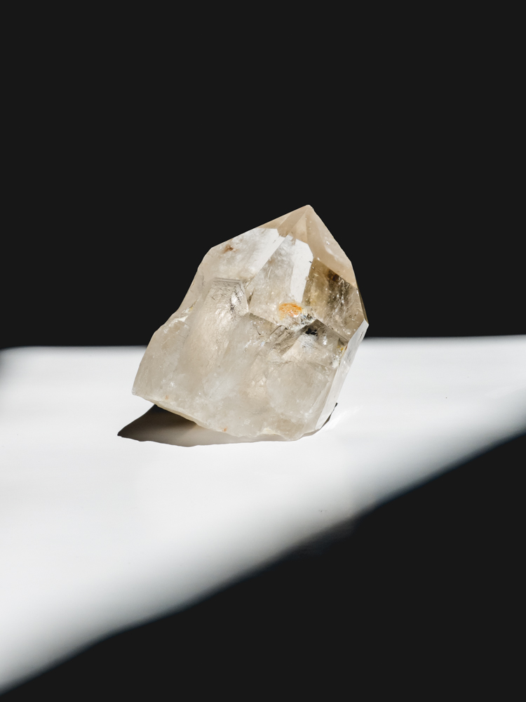 Prospect Goods Quartz Crystal Paperweight