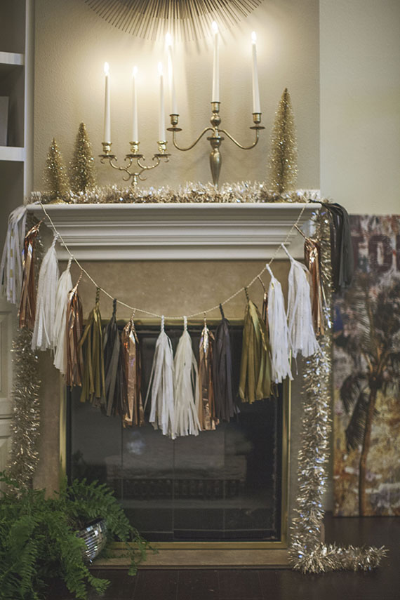 Use Tassel Garlands To Decorate Your Home For The Seasons They Can Spruce Up A Room In A Flash Just Make Sure To Keep Them Far Away From Candles