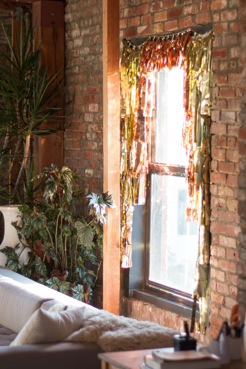 Tinsel Curtain for Free People by Prospect Goods
