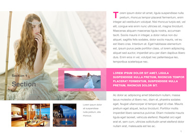 ibook magazine templates