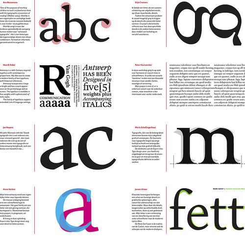 choosing the right fonts and font pairings for your content
