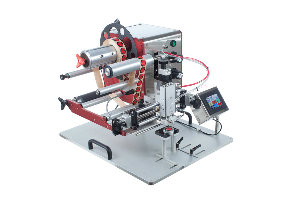 TAMP Labeling Machine Design