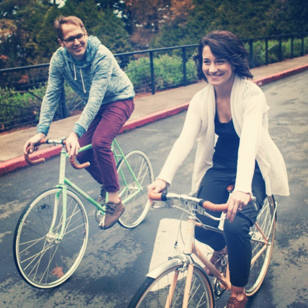 Engagement Bicycles!