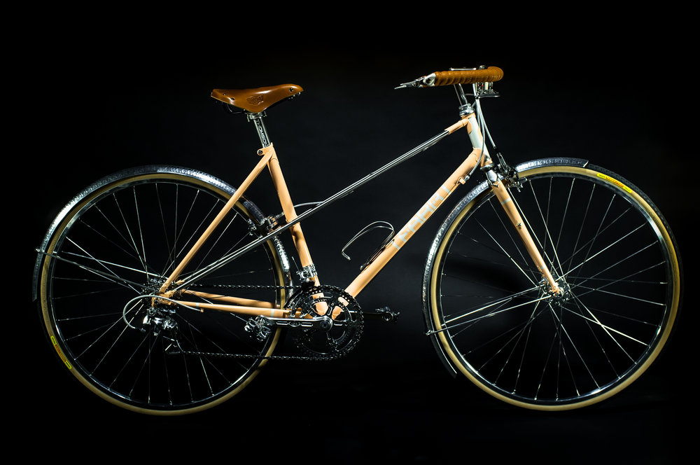 Handcrafted Bicycles   CALIFORNIA, USA    Learn More