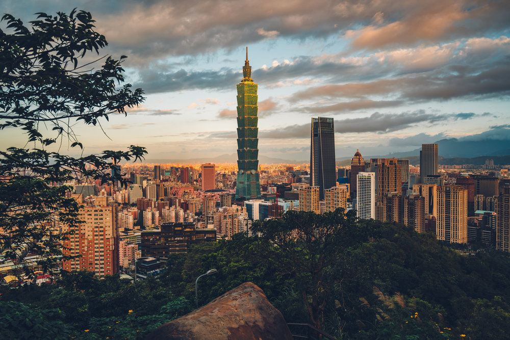 Taiwan - Taiwan was our home from 2014 to 2015. During that time we fell in love with the mountainous country and the amazing & friendly people.  Taiwan will always hold a special place in our hearts.