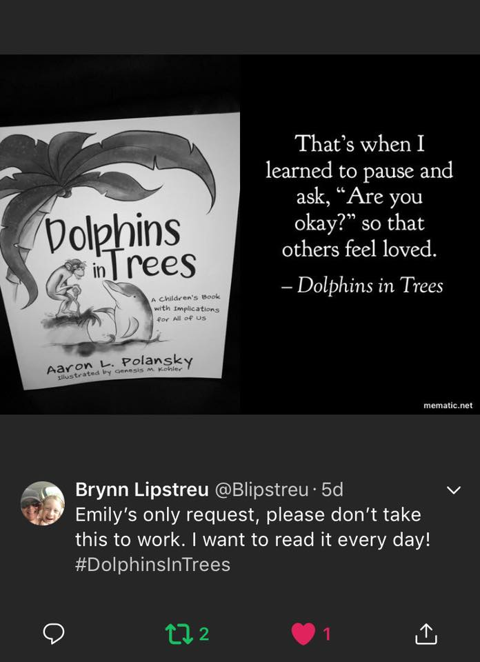 Dolphins in Trees Please don't take this to work Tweet.jpg