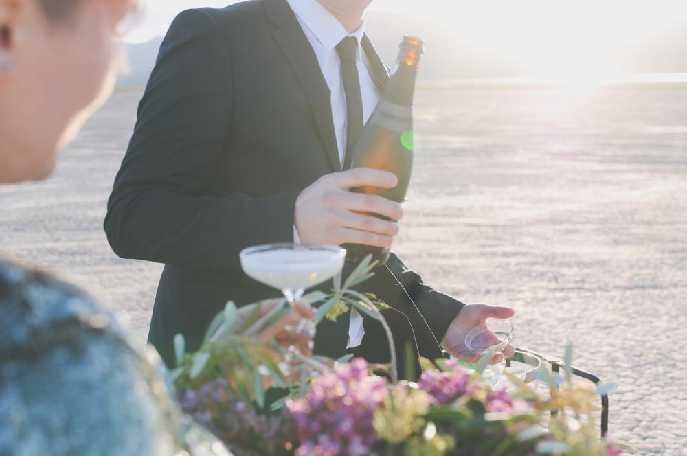 las vegas wedding, flora pop wedding