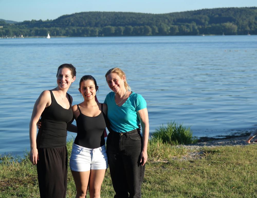 Melissa Truelove, Carolina Guasco & Kendall Moran