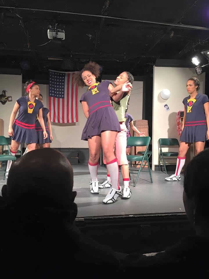 "Off Broadway Play ""The Girls of Summer""                       St. Luke's Theatre, NYC"