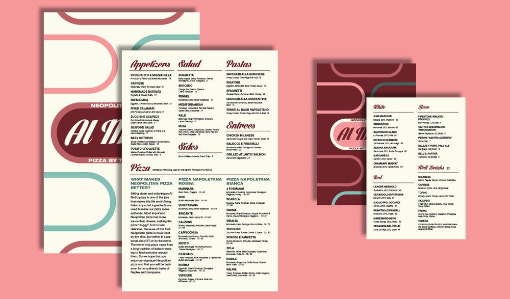 almetro-menus